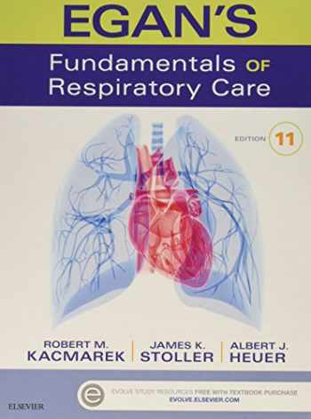 9780323393904-032339390X-Egan's Fundamentals of Respiratory Care - Textbook and Workbook Package