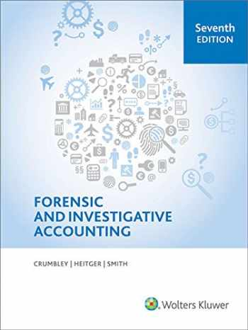 9780808040736-0808040731-Forensic and Investigative Accounting (7th Edition)