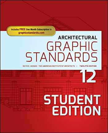 9781119312512-1119312515-Architectural Graphic Standards (Ramsey/Sleeper Architectural Graphic Standards Series)