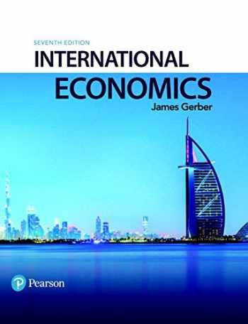 9780134472096-0134472098-International Economics
