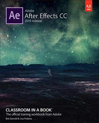 9780135298640-0135298644-Adobe After Effects CC Classroom in a Book (2019 Release)
