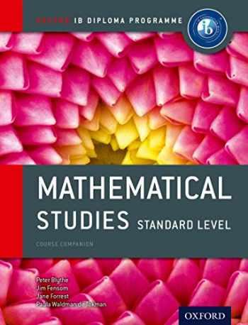9780198390138-0198390130-Mathematical Studies