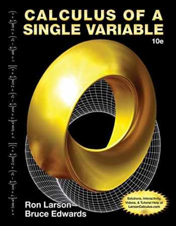 9781285060286-1285060288-Calculus of a Single Variable