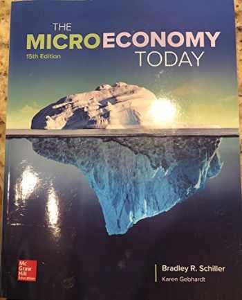9781260105322-1260105326-The Micro Economy Today