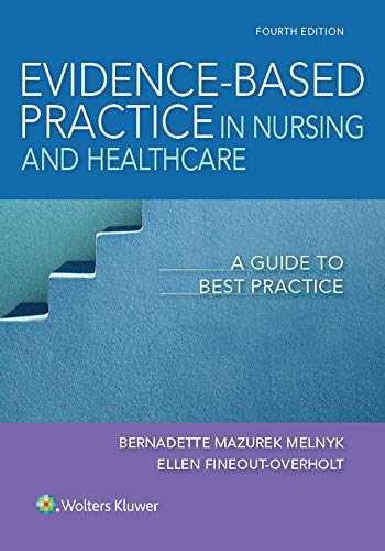 Evidencebased Practice in Nursing & Healthcare