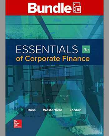 9781259724473-1259724476-Essentials of Corporate Finance + Connect: