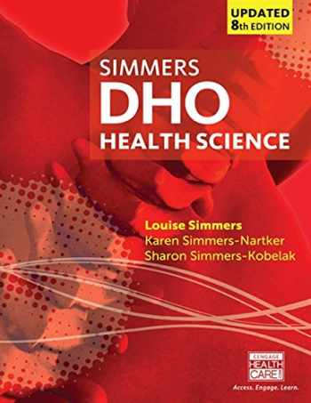 9781305509511-130550951X-DHO Health Science Updated