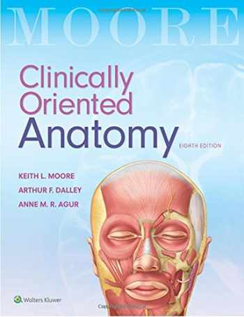 9781496347213-1496347218-Clinically Oriented Anatomy: North American Edition