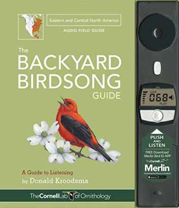 9781943645015-1943645019-BACKYARD BIRDSONG GUIDE EASTERN AND CENT (cl)