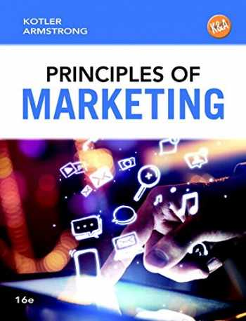 9780133795028-0133795020-Principles of Marketing (16th Edition) (Newest Edition)