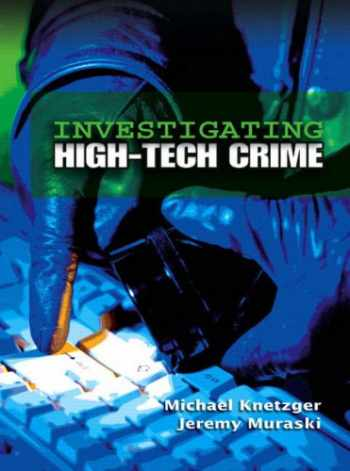 9780131886834-0131886835-Investigating High-Tech Crime