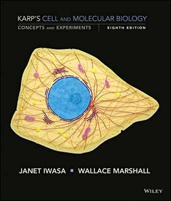 9781119231516-1119231515-Cell and Molecular Biology: Concepts and Experiments 8e Binder Ready Version + WileyPLUS Learning Space Registration Card