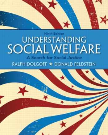 9780205179701-0205179703-Understanding Social Welfare: A Search for Social Justice (9th Edition)