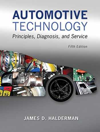 9780134009087-0134009088-Automotive Technology: Principles, Diagnosis, and Service Plus MyLab Automotive with Pearson eText -- Access Card Package (5th Edition) (Automotive Comprehensive Books)
