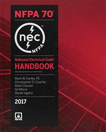 9781455912841-1455912840-National Electrical Code 2017 Handbook (National Electrical Code Handbook)