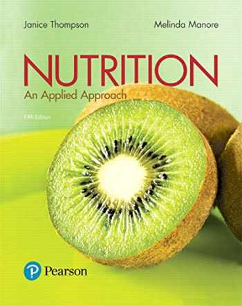 9780134564487-0134564480-Nutrition: An Applied Approach Plus Mastering Nutrition with MyDietAnalysis with Pearson eText -- Access Card Package (5th Edition)