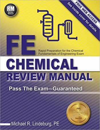 9781591264453-1591264456-FE Chemical Review Manual