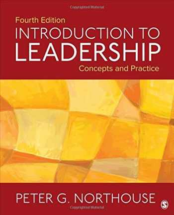 9781506330082-1506330088-Introduction to Leadership: Concepts and Practice