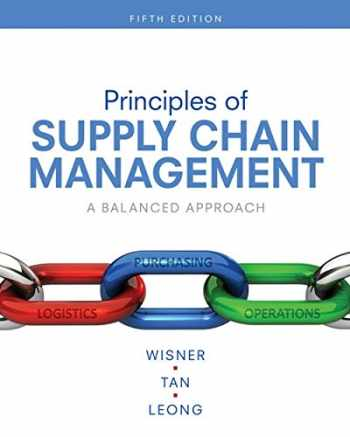 9781337406499-133740649X-Principles of Supply Chain Management: A Balanced Approach