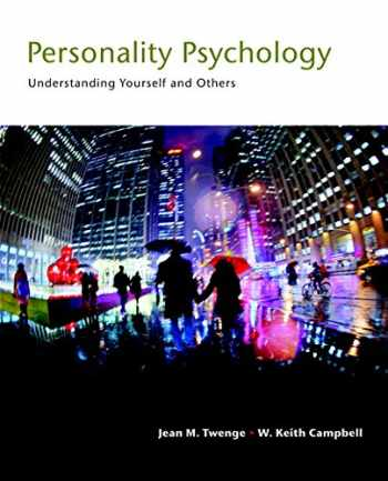 9780205917426-0205917429-Personality Psychology: Understanding Yourself and Others