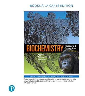9780134762975-0134762975-Biochemistry: Concepts and Connections, Books a la Carte Edition (2nd Edition)
