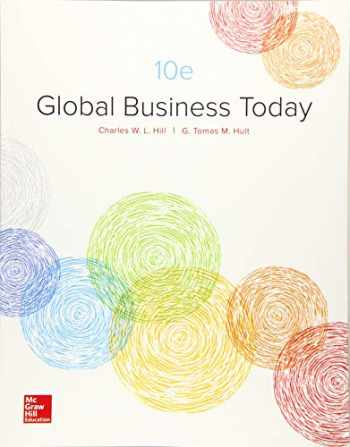9781259686696-1259686698-GLOBAL BUSINESS TODAY 10