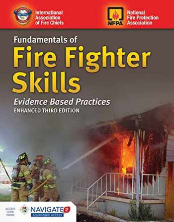 9781284098211-1284098214-Fundamentals of Fire Fighter Skills Evidence-Based Practices