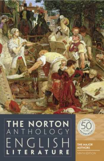 9780393919639-0393919633-The Norton Anthology of English Literature: The Major Authors, 9th Edition
