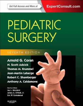 9780323072557-0323072550-Pediatric Surgery, 2-Volume Set: Expert Consult - Online and Print