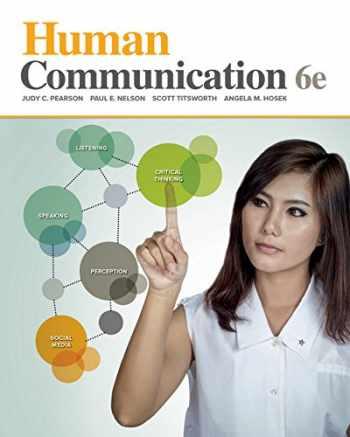 9780078036958-007803695X-Looseleaf for Human Communication