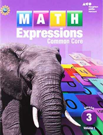 Image result for math expressions grade 3 volume 1 images