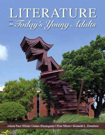 9780132685771-0132685779-Literature for Today's Young Adults (9th Edition)