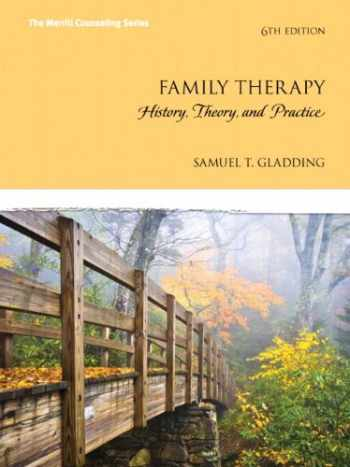 9780133833720-0133833720-Family Therapy: History, Theory, and Practice with Enhanced Pearson eText -- Access Card Package (6th Edition) (Merrill Counseling (Hardcover))