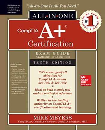 9781260454031-1260454037-CompTIA A+ Certification All-in-One Exam Guide, Tenth Edition (Exams 220-1001 & 220-1002)