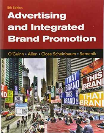 9781337110211-1337110213-Advertising and Integrated Brand Promotion