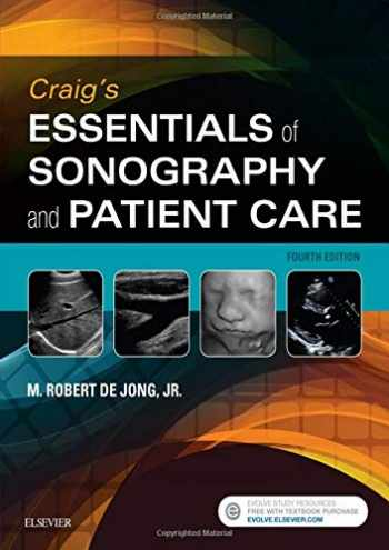 9780323416344-0323416349-Craig's Essentials of Sonography and Patient Care