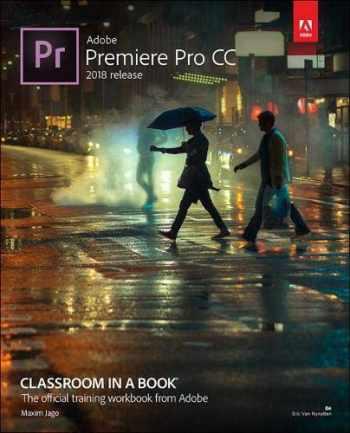 9780134853239-0134853237-Adobe Premiere Pro CC Classroom in a Book (2018 release)