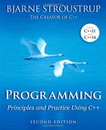 9780321992789-0321992784-Programming: Principles and Practice Using C++ (2nd Edition)