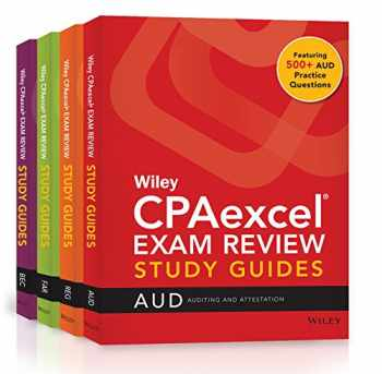 9781119371472-1119371473-Wiley CPAexcel Exam Review January 2017 Study Guide: Complete Set