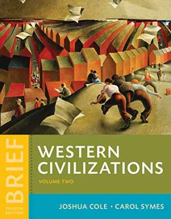 9780393614893-0393614891-Western Civilizations: Their History & Their Culture (Brief Fourth Edition)  (Vol. 2)