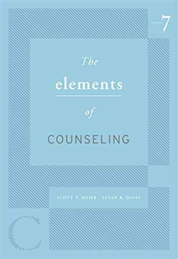 9780495813330-0495813338-The Elements of Counseling (HSE 125 Counseling)