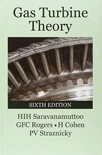 9780132224376-0132224372-Gas Turbine Theory (6th Edition)