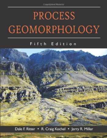9781577666691-1577666690-Process Geomorphology