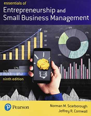 9780134741086-0134741080-Essentials of Entrepreneurship and Small Business Management (9th Edition) (What's New in Management)
