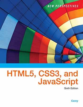 9781305503922-1305503929-New Perspectives on HTML, CSS, and Dynamic HTML