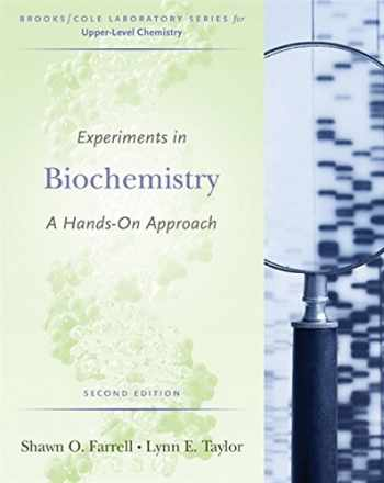 9780495013174-049501317X-Experiments in Biochemistry: A Hands-on Approach (Brooks/Cole Laboratory)