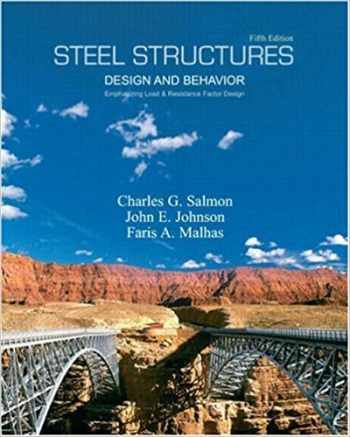 Steel Structures: Design and Behavior (5th Edition)
