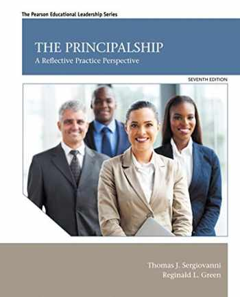 9780132613644-0132613646-The Principalship: A Reflective Practice Perspective (7th Edition) (Pearson Educational Leadership)