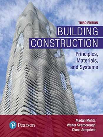 9780134454177-0134454170-Building Construction: Principles, Materials, and Systems