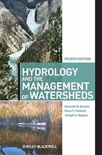 9780470963050-0470963050-Hydrology and the Management of Watersheds